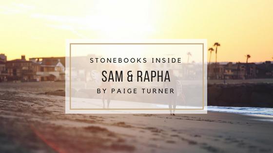 stonebooks inside – Sam und Rapha